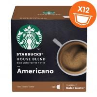 Starbucks Americano для Dolce Gusto