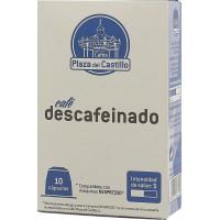 Cafes Plaza del Castillo Декофеинизированный