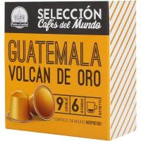 Cafes Plaza del Castillo Отборный кофе стран мира: Гватемала