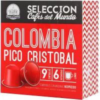 Cafes Plaza del Castillo Отборный кофе стран мира: Колумбия