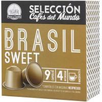 Cafes Plaza del Castillo Отборный кофе стран мира: Бразилия