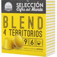 Cafes Plaza del Castillo Отборный кофе стран мира: Бленд
