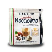 101CAFFE Caffe Nocciolino для кофемашин Nespresso