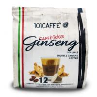 101CAFFE Caffe al Ginseng 12 capsules