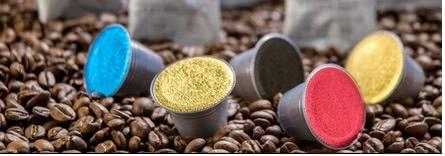кофе nespresso в капсулах